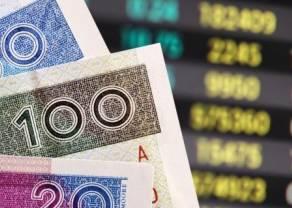 Polski złoty traci. Kurs dolara USDPLN w okolicach 3,92 złotego. Frank już poniżej 3,96 zł. Komentarz walutowy – wyprzedaż na rynku złota