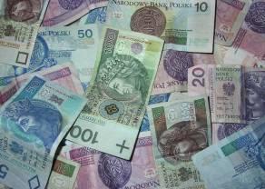 Polski złoty traci na wartości. Rośnie kurs funta, franka, euro i dolara