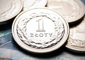 Polski złoty traci po decyzji RPP