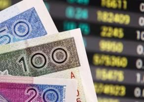 Polski złoty w górę. Kurs euro schodzi pod 4,27 PLN. Co z inflacją w Polsce?