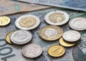 Polski złoty zaliczył bardzo dobry dzień. Kurs euro w dół. Co z inflacją w Polsce?