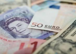 Polski złoty zyskuje wobec funta. Ile złotych zapłacisz za euro, dolara i franka?