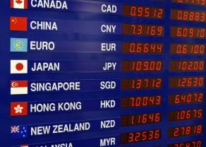 Poranne notowania walutowe: kurs złotego (PLN) zdecydowanie słabszy od forinta (HUF) czy czeskiej korony (CZK), eurodolar (EURUSD) czeka na impuls
