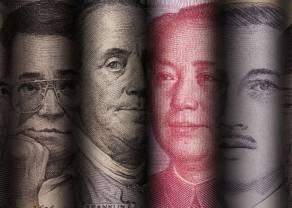 Poranne kursy i analiza walutowa. W relacji do dolara, złotylekko umacnia się, kurs USD/PLN w pobliżu3,80. EUR/USD notowany był powyżej 1,19