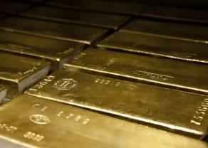 Potencjalny sygnał spadkowy na rynku złota