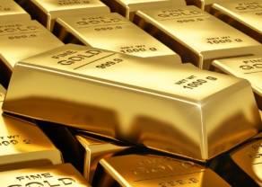 Poziom 1520 dolarów USD przekroczony. Cena złota w górę w obliczu napięć politycznych. Notowania miedzi zniżkują