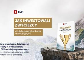 Poznaj strategie zwycięzców edukacyjnego konkursu TMS Brokers!
