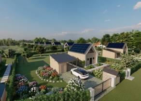 Prace Devoran nad budową samowystarczalnego energetycznie osiedla domów jednorodzinnych nie zwalniają z tempa