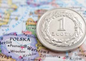 Próba stabilizacji polskiego złotego. 3,93 PLN za dolara USD. Kurs euro EURPLN już prawie na poziomie 4,36 zł. Frank utrzymuje się powyżej 4 złotych