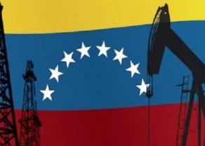 Problemy w Wenezueli wsparciem dla cen ropy naftowej
