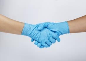 Producent rękawic odreagowuje piątkowe spadki. Akcje DINO tracą zdecydowanie najmocniej
