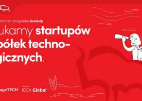 Program Idea Global. Projekty fintech poszukiwane! Maksymalna wysokość grantu to nawet 190 000 złotych