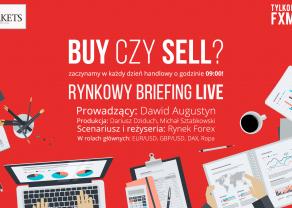 Przygotowanie do handlu LIVE (12 czerwca) - Początek tygodnia na rynkach