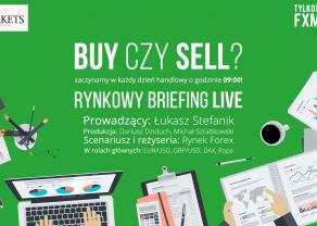Przygotowanie do handlu LIVE (13 czerwca) - Forex, Indeksy, Surowce
