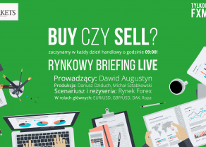 Przygotowanie do handlu LIVE (29 czerwca) - EBC trzęsie rynkiem