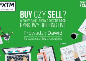 Przygotowanie do handlu LIVE (5 lipca) - Ty wybierasz, Dawid analizuje!
