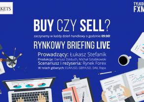 Przygotowanie do handlu LIVE (8 czerwca) - Burza na rynkach