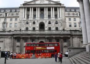 Przyszedł czas na Bank Anglii