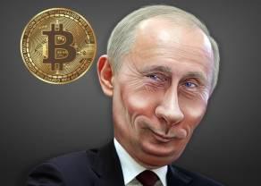 Vladimir Putin polubił ICO i kryptowaluty