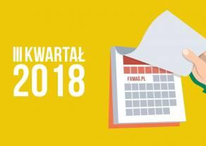 Ranking brokerów Forex - sprawdź kto wypadł najlepiej w III kwartale 2018!