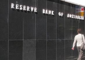 RBA - stopy procentowe i postawa decydentów bez zmian