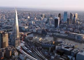 Refleksja nad biznesowym statusem Londynu