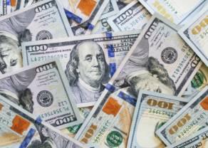 Roczne minima na kursie dolara w relacji do złotego (USD/PLN). Kurs euro do amerykańskiej waluty (EUR/USD) nad poziomem 1,17