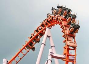 Rollercoaster na rynkach akcyjnych! Notowania dolara (USD) idą konsekwentnie do przodu. Frank (CHF) i euro (EUR) w odwrocie