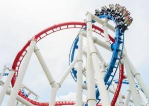Rollercoaster na rynku kryptowalut. Kurs Ethereum (ETH) podąża za Bitcoinem (BTC)