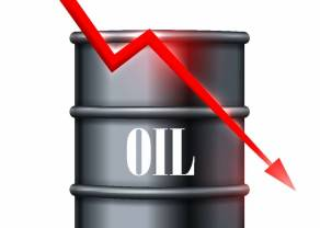 Ropa typu WTI - niewielka korekta czy początek większego ruchu spadkowego?