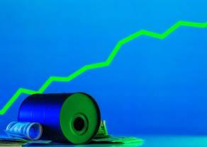 Ropa WTI nie zwalnia tempa wzrostów. Cena ropy naftowej typu WTI powyżej 64 dolarów (USD)