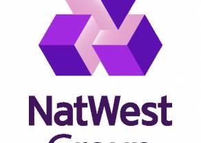 Royal Bank of Scotland ogłasza zmianę nazwy na NatWest Group