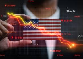 Rynek długu oraz obawa przed wzrostem inflacji budzą niepokój na giełdowych parkietach