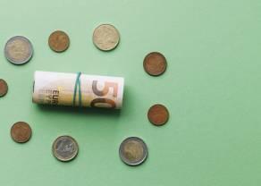 Rynek walutowy: kurs euro (EURPLN) odkleił się od poziomu 4,60 złotego, spadki dolara (USDPLN) napędzane przez wzrosty na edku (EURUSD)