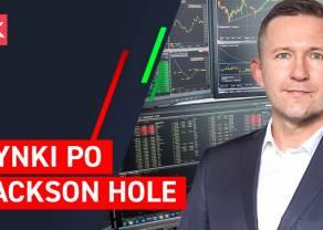 Rynki po Jackson Hole. Czy huragan wywinduje ceny ropy? Co przyniesie tydzień?- dr Przemysław Kwiecień - webinar z ekspertem