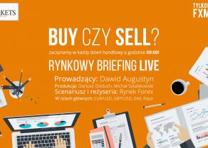 Rynkowy Briefing - Tarot na rynkach