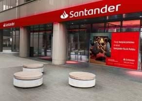 Santander Bank Polska ponad 5% w górę! PKO BP, Pekao i Orlen też mocno zyskują. Allegro na sporym minusie, Mercator Medical traci najmocniej