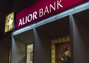 Sektor bankowy z mocnymi zwyżkami. Notowania giełdowe Alior Banku zyskują 8,1%