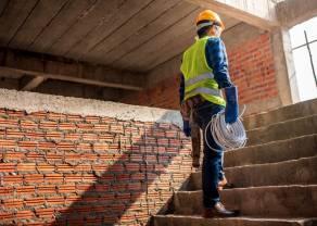 Sektor budownictwa zaskakuje bardzo wysokim wzrostem cen! Od stycznia najmocniej rosną ceny budynków