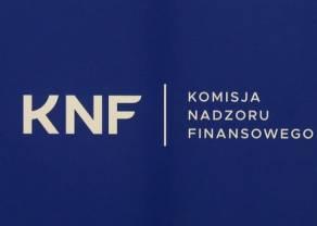 Senat debatuje nad ustawą o KNF
