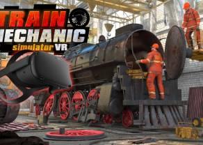 SimFabric poszerza portfolio produkcyjno-wydawnicze o Train Mechanic Simulator VR