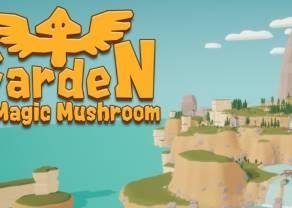 SimFabric rozpoczyna pracę nad baśniowym symulatorem – Garden of Magic Mushroom – kierowanym do młodszych graczy