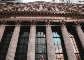 Słaba sesja na GPW, kolejne rekordy na Wall Street. Notowania giełdowe