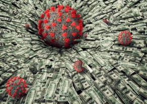 Słabszy dolar wypycha kurs eurodolara (EUR/USD) do poziomu 1,2$. Bierna postawa EBC wobec koronakryzysu