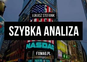 S&P500 przed otwarciem sesji w USA | Szybka analiza