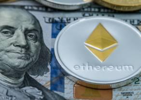 Spadające ceny Bitcoina (BTC) pociągnęły za sobą również notowania Ethereum (ETH) - krypto