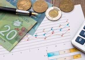 Spadające ceny ropy doprowadzają do deprecjacji dolara kanadyjskiego! USD/CAD ustanawia dzienne maksima na poziomie 1,2388