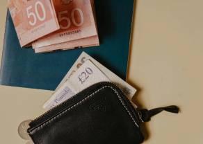 Spadki kursu funta względem dolara (GBP/USD). Mieszany start w Europie przy wysokiej zmienności