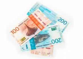 Spadkowy Pinbar na kursie euro do korony norweskiej (EURNOK)
