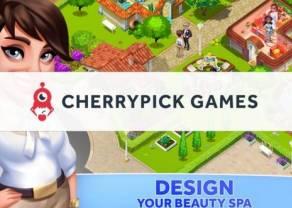 Cherrypick Games zwiększa wydatki na pozyskanie użytkowników!